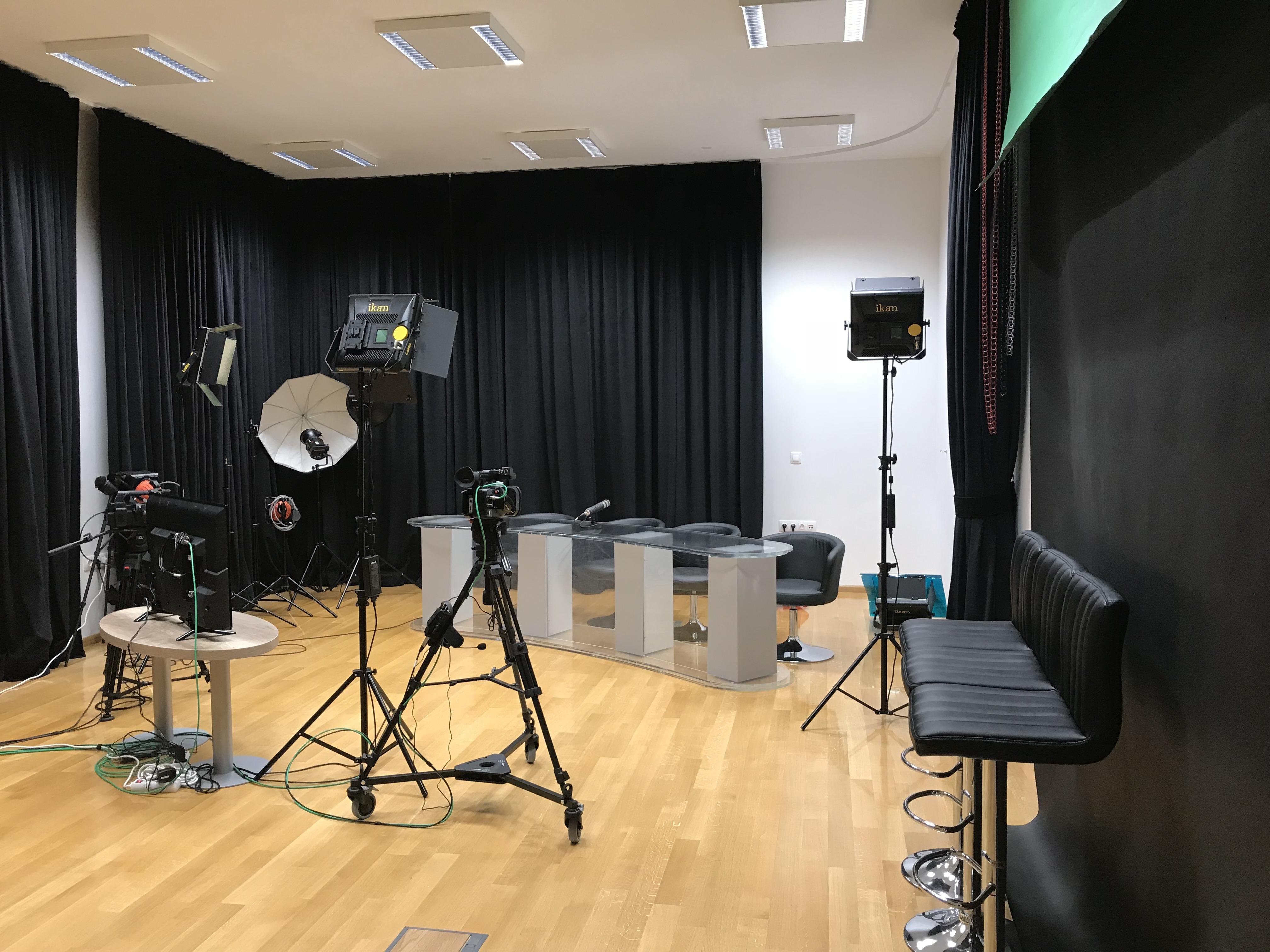 Sveuilite Sjever New laboratories at Department of Multimedia
