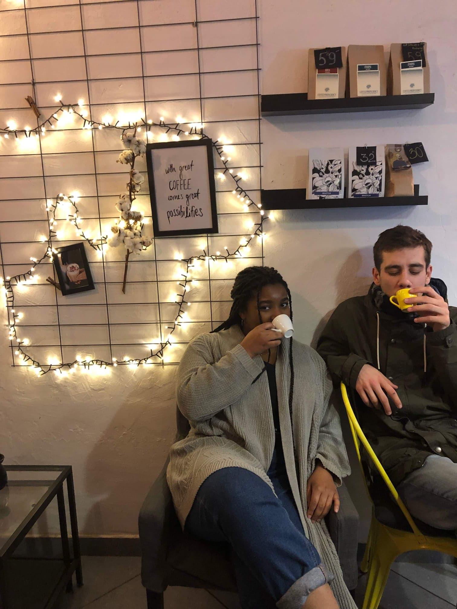 upoznavanje sa studentom razmjene južnoafrički dating London