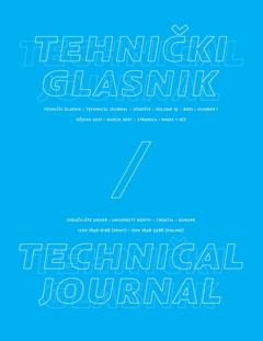 Tehnički glasnik 1/2021